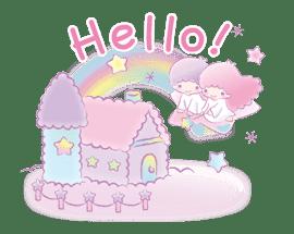 Little Twin Stars: Dreamy Animations sticker #12624966