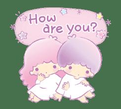 Little Twin Stars: Dreamy Animations sticker #12624967