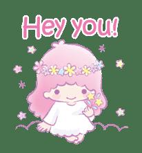 Little Twin Stars: Dreamy Animations sticker #12624969