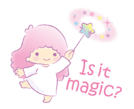 Little Twin Stars: Dreamy Animations sticker #12624972