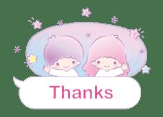 Little Twin Stars: Dreamy Animations sticker #12624979