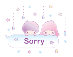 Little Twin Stars: Dreamy Animations sticker #12624980