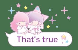 Little Twin Stars: Dreamy Animations sticker #12624981