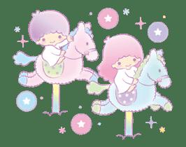 Little Twin Stars: Dreamy Animations sticker #12624984