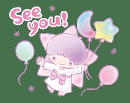 Little Twin Stars: Dreamy Animations sticker #12624985