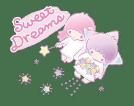 Little Twin Stars: Dreamy Animations sticker #12624988