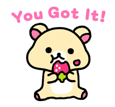 Rilakkuma~Easy Days~ sticker #12659789