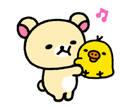 Rilakkuma~Easy Days~ sticker #12659790