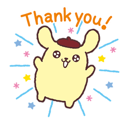 Pompompurin Pop-Up Stickers sticker #12887967