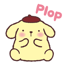 Pompompurin Pop-Up Stickers sticker #12887977