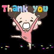 สติ๊กเกอร์ไลน์ ChuChuMei Animated Stickers