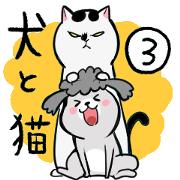 สติ๊กเกอร์ไลน์ Everyday Dog and Cat