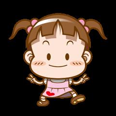 สติ๊กเกอร์ไลน์ Cocoa – Cute Animated Sound Stickers