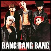 สติ๊กเกอร์ไลน์ BIGBANG