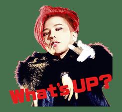 BIGBANG sticker #14090326
