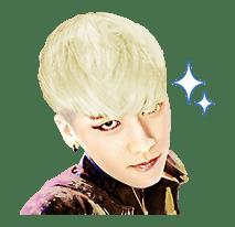 BIGBANG sticker #14090327