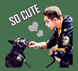 BIGBANG sticker #14090330