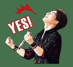 BIGBANG sticker #14090333
