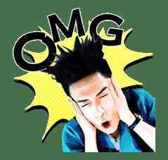 BIGBANG sticker #14090334