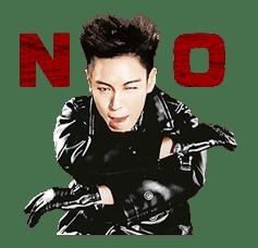 BIGBANG sticker #14090336