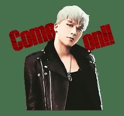 BIGBANG sticker #14090338