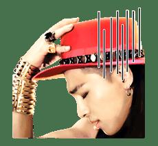 BIGBANG sticker #14090341