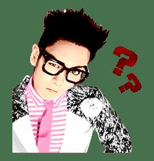 BIGBANG sticker #14090351