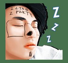 BIGBANG sticker #14090353