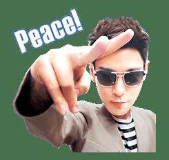 BIGBANG sticker #14090354