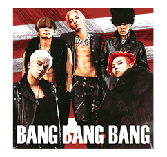BIGBANG sticker #14090365