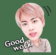 BTS Stickers sticker #14231036