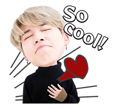 BTS Stickers sticker #14231037