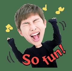 BTS Stickers sticker #14231049