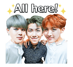 BTS Stickers sticker #14231057