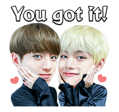 BTS Stickers sticker #14231059