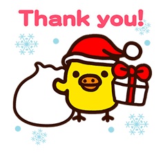 Rilakkuma Winter Holiday Pop-Ups sticker #14227153
