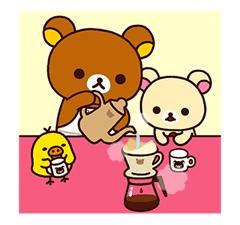 Rilakkuma Winter Holiday Pop-Ups sticker #14227161