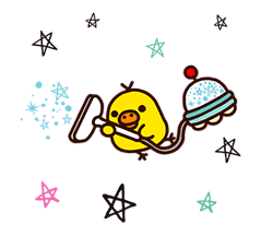 Rilakkuma Winter Holiday Pop-Ups sticker #14227163