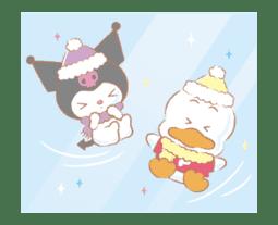 SANRIO CHARACTERS (Winter) sticker #14361138