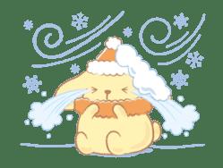 SANRIO CHARACTERS (Winter) sticker #14361139