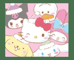 SANRIO CHARACTERS (Winter) sticker #14361142