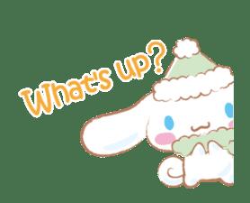 SANRIO CHARACTERS (Winter) sticker #14361146