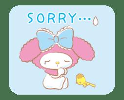 SANRIO CHARACTERS (Winter) sticker #14361147