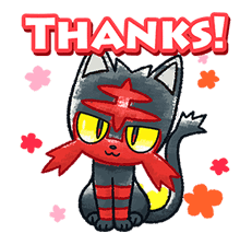 Pokémon Chat Pals sticker #14390838