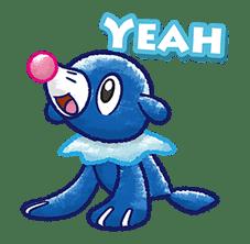 Pokémon Chat Pals sticker #14390839