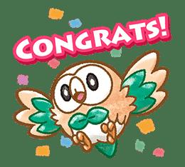 Pokémon Chat Pals sticker #14390840