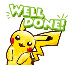 Pokémon Chat Pals sticker #14390841