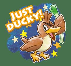 Pokémon Chat Pals sticker #14390842