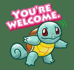 Pokémon Chat Pals sticker #14390848