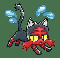 Pokémon Chat Pals sticker #14390850